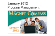 January 2012, Program Management Magnet Compass Issue