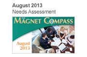 August 2013, Magnet Compass archive
